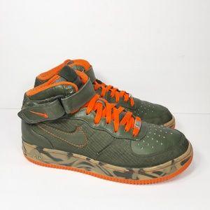 Nike Air Force 1 Mid Berlin Edition Sz 8